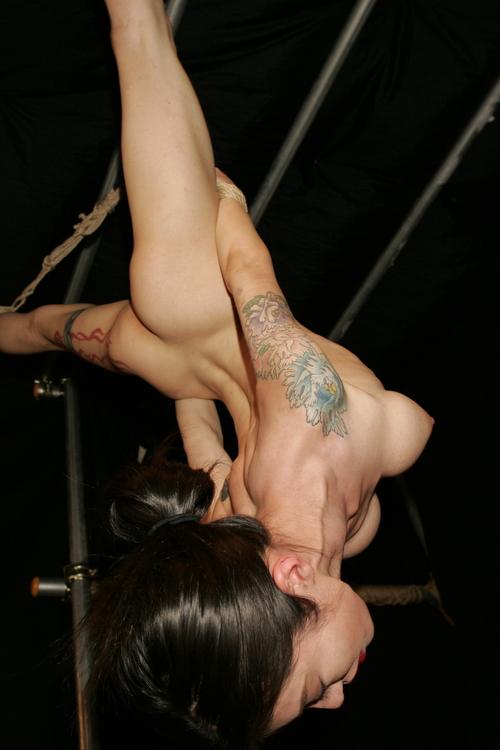 たぬき吊り